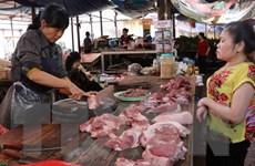 Giá thực phẩm ngày tiễn Táo quân về trời tại Hà Nội ổn định