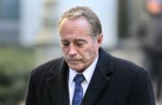Một cựu nghị sỹ Mỹ bị kết án 2 năm tù vì tội giao dịch nội gián