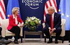 Mỹ và EU thảo luận về thỏa thuận thương mại song phương
