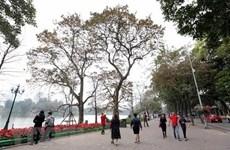 Hà Nội và các tỉnh Bắc Bộ nhiệt độ tăng dần, trưa chiều trời nắng