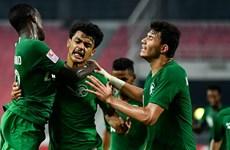 Hạ bệ Uzbekistan, Saudi Arabia thẳng tiến chung kết U23 châu Á