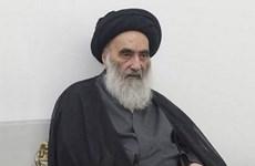 Đại giáo chủ Iraq Ali al-Sistani kêu gọi thành lập chính phủ mới