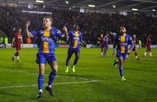 FA Cup: Đội bóng hạng 3 tạo nên bất ngờ trước Liverpool