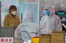 Dịch viêm phổi do virus corona: Thêm ca nhiễm mới tại Pháp, Đức