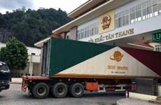 Lạng Sơn ngừng thông quan hàng hóa tại cửa khẩu phụ do dịch corona
