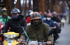 Thủ đô Hà Nội rét đậm, vùng núi cao có khả năng xảy ra băng giá