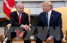 Iran, phong trào Hamas phản đối Kế hoạch hòa bình Trung Đông của Mỹ