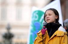 Greta Thunberg đăng ký bản quyền phong trào 'Thứ Sáu vì tương lai'