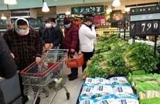 Trung Quốc nỗ lực đảm bảo nguồn cung thực phẩm cho vùng cách ly dịch