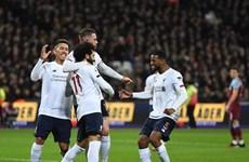 Hạ West Ham, Liverpool đã bỏ xa Manchester City đến 19 điểm