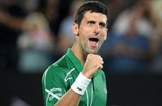 Đánh bại Federer, Djokovic lần thứ 8 vào chung kết Australian Open