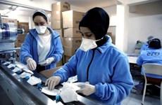 [Video] Khẩu trang phòng chống dịch bệnh 'cháy hàng' tại nhiều nước