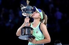 Ngược dòng hạ Muguruza, Kenin giành chức vô địch Australian Open