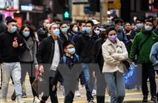 Hong Kong tạm thời đóng cửa 10 trạm qua lại với Trung Quốc đại lục