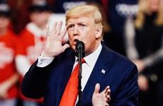 Tổng thống Mỹ đạt mức tín nhiệm cao nhất trong nhiệm kỳ