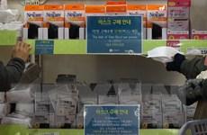 Dịch nCov: Hàn Quốc phạt nặng các hành vi đầu cơ, tăng giá khẩu trang