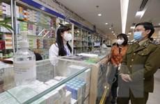 Cương quyết xử lý các cơ sở, cá nhân đầu cơ, nâng giá mặt hàng y tế