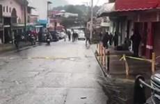 Xả súng kinh hoàng tại Mexico khiến 9 người thiệt mạng