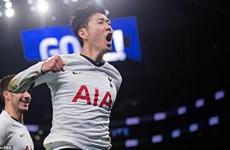 Son Heung-min tỏa sáng giúp Tottenham thắng nghẹt thở