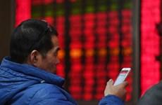 Thị trường chứng khoán châu Á đi xuống trong phiên đầu tuần