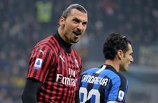 Ibra lập công, AC Milan vẫn nhận thất bại cay đắng trước Inter