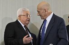 Ông Ehud Olmert: Tổng thống Palestine là đối tác hòa bình duy nhất