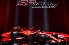 Ferrari chính thức ra mắt SF1000, cạnh tranh chức vô địch F1 2020