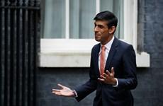 Thủ tướng Anh bổ nhiệm ông Rishi Sunak làm tân Bộ trưởng Tài chính