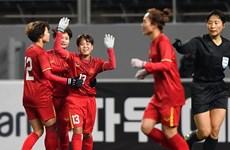 Đội tuyển nữ Việt Nam đối đầu tuyển Australia ở vòng play-off