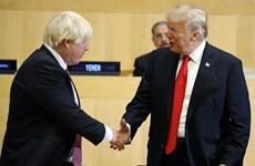 Thủ tướng Anh hoãn kế hoạch gặp Tổng thống Mỹ để tập trung đối nội