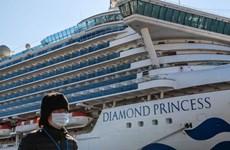 Hàn Quốc cho hồi hương các công dân trên du thuyền tại Nhật Bản
