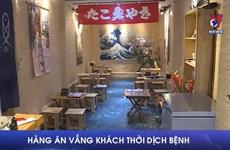 [Video] Hàng ăn vắng khách do ảnh hưởng bởi dịch COVID-19