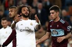 Real Madrid đánh rơi chiến thắng ngay tại thánh địa Bernabeu