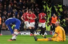 Cận cảnh M.U lần thứ ba liên tiếp khiến Chelsea phải 'ôm hận'
