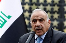 Thủ tướng tạm quyền Iraq hối thúc thành lập chính phủ mới