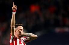 Cận cảnh Atletico khiến Liverpool bại trận tại Champions League