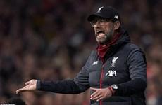 Phản ứng của Juergen Klopp sau thất bại của nhà vô địch Liverpool