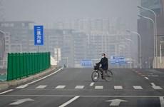 Dịch COVID-19: Lượng khí thải CO2 của Trung Quốc giảm
