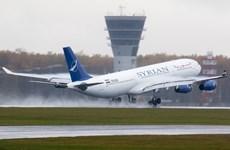 Syria: Sân bay Aleppo đón chuyến bay dân sự đầu tiên sau 8 năm