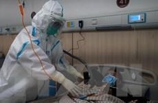 COVID-19: Thành phố Hoàng Cương bổ sung thêm bệnh viện dã chiến