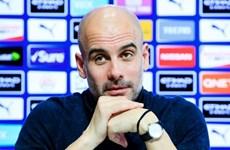 Pep Guardiola lần đầu lên tiếng sau khi Man City bị UEFA cấm cửa