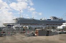 Thêm 2 công dân Nga trên du thuyền Diamond Princess nhiễm COVID-19