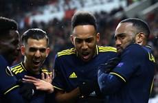 Kết quả: M.U và Arsenal giành lợi thế, bóng đá Đức đại thắng