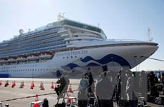 2 người Australia rời tàu Diamond Princess dương tính với COVID-19