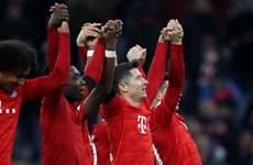 Bayern Munich vất vả giành chiến thắng trước đội cuối bảng