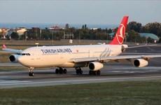 Turkish Airlines hủy các chuyến bay tới nhiều thành phố của Iran