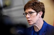 Đức: Đảng CDU sẽ lựa chọn thủ lĩnh mới vào tháng 4 hoặc tháng 5 tới