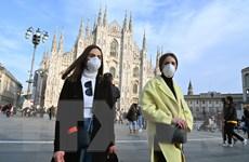 Dịch COVID-19: Italy ghi nhận ca tử vong thứ năm, số người nhiễm tăng