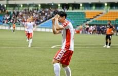 Cận cảnh Công Phượng tiếp tục 'nổ súng' cho TP.HCM tại AFC Cup