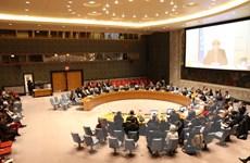 Kêu gọi duy trì sự ủng hộ đối với giải pháp hai nhà nước ở Trung Đông